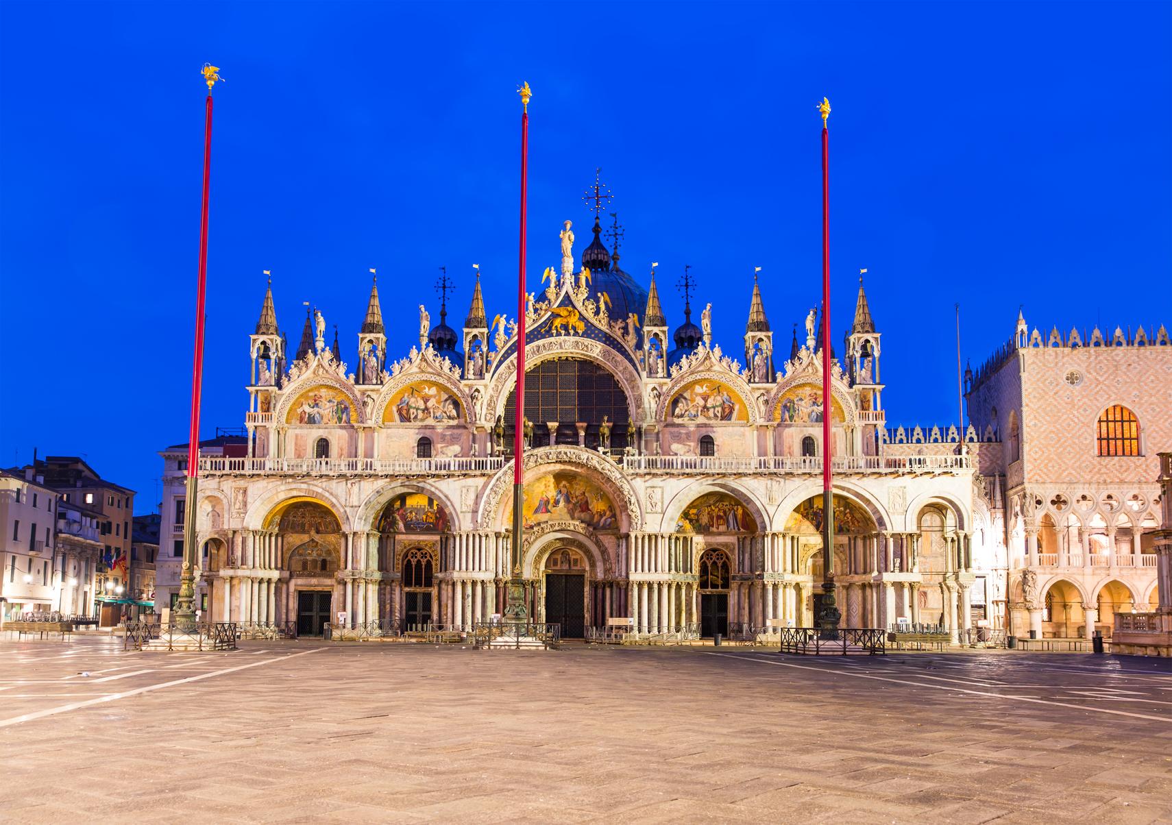 venezia veneto italia basilica san marco religione monumento storico ...