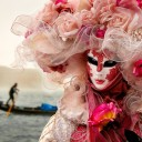 venezia veneto italia carnevale veneziano maschere bambole arte