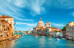 venezia veneto italia foto panoramica paesaggio lago case