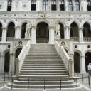 venezia veneto italia palazzo ducale scala dei giganti